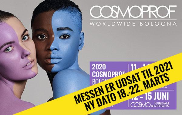 Cosmoprof udsat 2021